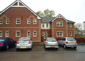 Thumbnail 2 bed flat to rent in Glastonbury Mews, Stockton Heath, Warrington