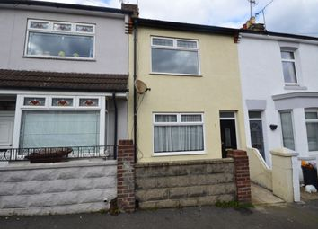 Thumbnail 2 bed terraced house to rent in Selbourne Road, Gillingham