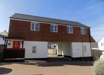 Thumbnail 2 bed property for sale in Codling Close, St. Austell