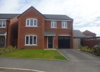 Thumbnail 4 bed detached house to rent in Adam Street, Heywood
