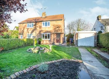 Thumbnail 2 bedroom semi-detached house for sale in Priors Oak Cottages, Penwortham, Preston, Lancashire