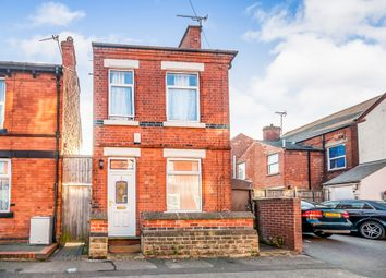 Thumbnail 3 bedroom detached house for sale in Leonard Street, Nottingham