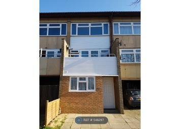 Thumbnail 4 bedroom terraced house to rent in Pencarrow Place, Fishermead, Milton Keynes