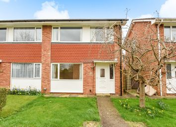Thumbnail 3 bedroom semi-detached house for sale in Berinsfield, Oxford