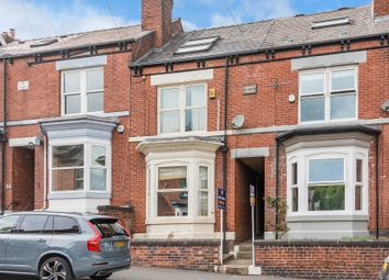 Thumbnail 3 bed terraced house for sale in Peveril Road, Sheffield