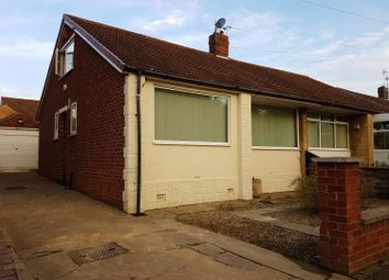 Thumbnail 2 bedroom semi-detached bungalow for sale in Canton Gardens, Brookfield, Middlesbrough