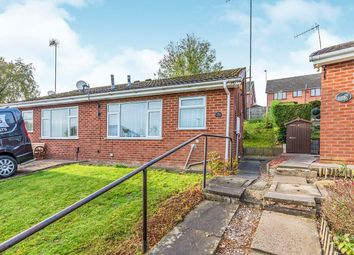 Thumbnail 1 bed bungalow to rent in Bream Way, Stoke-On-Trent
