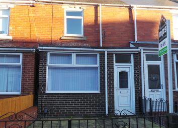 Thumbnail 2 bed terraced house to rent in Kelvin Gardens, Dunston, Gateshead