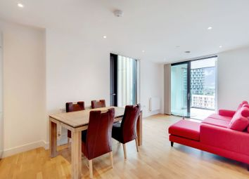 Thumbnail 2 bed flat to rent in River Mill One, Lewisham