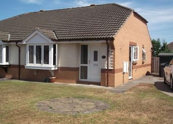 Thumbnail 2 bed semi-detached bungalow for sale in St Christopher Close, Northallerton