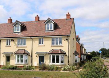 Thumbnail 4 bed end terrace house for sale in Millway Furlong, Haddenham, Aylesbury