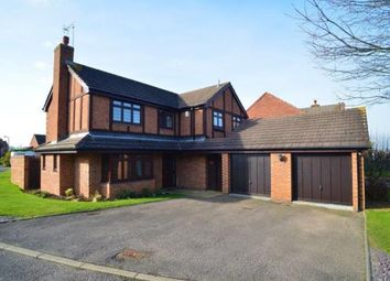 Thumbnail 4 bed property for sale in Coldicott Gardens, Evesham, Worcestershire