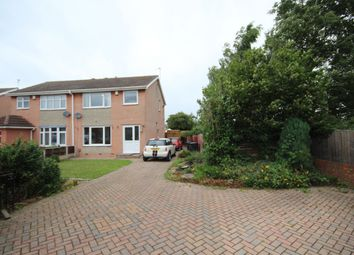 Thumbnail 3 bed semi-detached house for sale in Brook Way, Doncaster, South Yorkshire