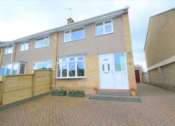 Thumbnail 3 bedroom semi-detached house for sale in Fairway, Keyworth, Nottingham