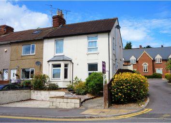 Thumbnail 2 bedroom maisonette for sale in Kingshill Road, Swindon
