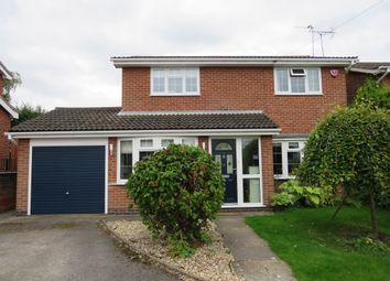 Thumbnail 4 bed detached house for sale in Darsway, Castle Donington, Derby