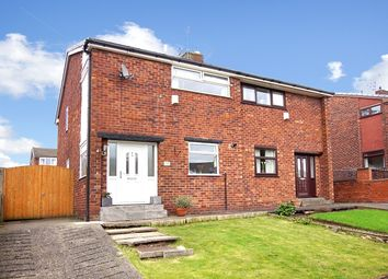 Thumbnail 3 bed semi-detached house for sale in Dorchester Way, Warrington