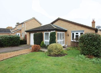 Thumbnail 3 bed detached bungalow to rent in Deer Park Road, Sawtry, Huntingdon