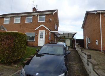 Thumbnail 2 bed semi-detached house to rent in Melbourne Road, Stapleford, Nottingham