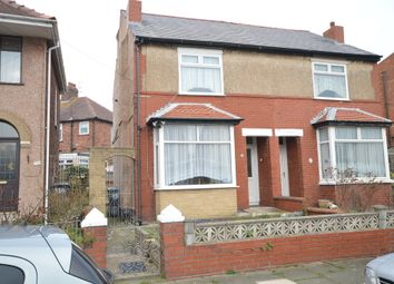 Thumbnail 2 bedroom semi-detached house for sale in St. Edmunds Road, Blackpool