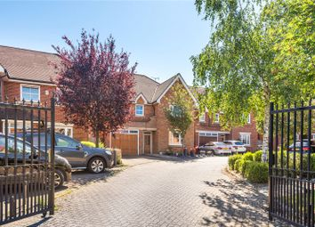 Highfield Drive, Ickenham, Uxbridge, Middlesex UB10. 5 bed detached house