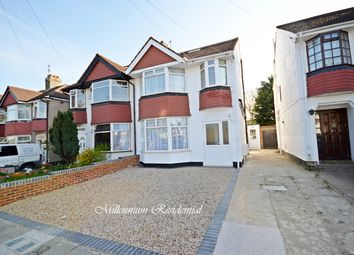 Thumbnail 2 bed flat to rent in Eskdale Avenue, Northolt, London