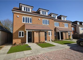 Thumbnail 3 bed end terrace house for sale in Guildford Road, Bisley, Woking