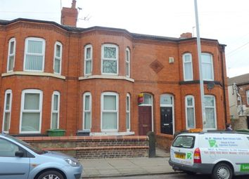 Thumbnail 2 bed terraced house to rent in Slatey Road, Prenton