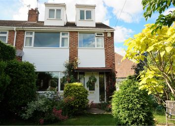 Thumbnail 4 bed semi-detached house for sale in Bateman Close, Chesterfield