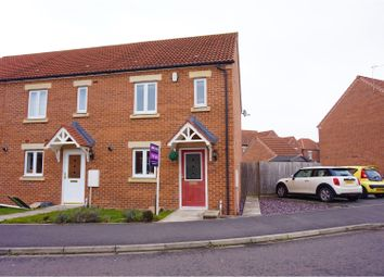 Thumbnail 2 bed end terrace house for sale in Meadowsweet Lane, Stockton-On-Tees