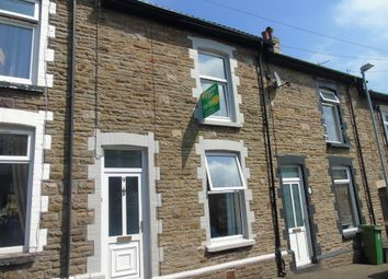 Thumbnail 2 bed terraced house for sale in Capel Street, Griffithstown, Pontypool