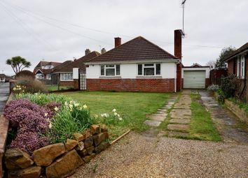 Thumbnail 3 bed detached bungalow for sale in Highcroft Avenue, Bognor Regis