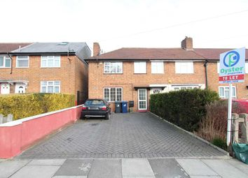 Thumbnail 3 bed terraced house to rent in Hicks Avenue, Greenford