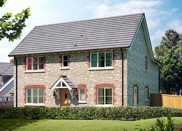 "Thumbnail 4 bed property for sale in ""The Caldwick"" at Studley Lane, Studley, Calne"