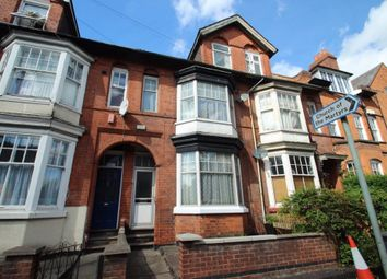 Thumbnail 5 bed terraced house to rent in Fosse Road South, Leicester