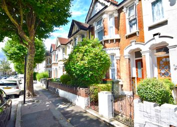 Thumbnail 3 bed terraced house for sale in Denbigh Road, London