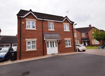 Thumbnail 4 bed detached house for sale in Uxbridge Lane Kingsway, Quedgeley, Gloucester