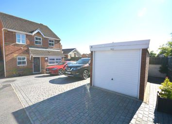 Thumbnail 3 bed detached house for sale in Thornhill Close, Shildon