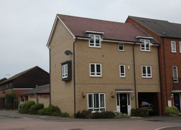 Thumbnail 5 bedroom town house for sale in Kennedy Street, Hampton Vale, Peterborough