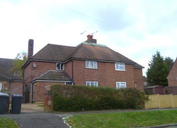 Thumbnail 5 bedroom semi-detached house to rent in Fox Lane, Winchester