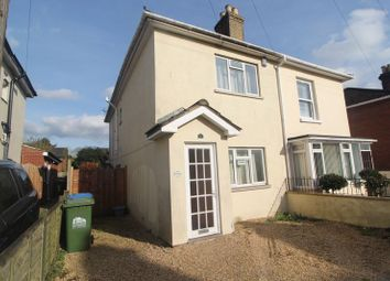 Thumbnail 2 bed semi-detached house to rent in Varna Road, Southampton