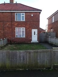 Thumbnail 2 bedroom semi-detached house to rent in Alder Road, Newtown, Stockton-On-Tees