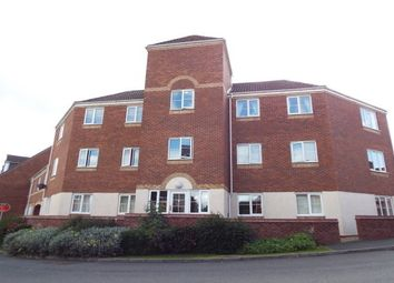 Thumbnail 2 bed flat to rent in St. Johns Close, Burntwood