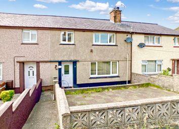 Thumbnail 3 bed terraced house for sale in Lon Ty Gwyn, Caernarfon, Gwynedd.