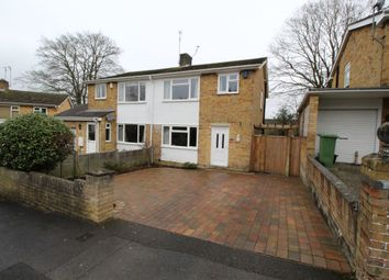 Thumbnail 3 bed semi-detached house for sale in September Close, West End, Southampton