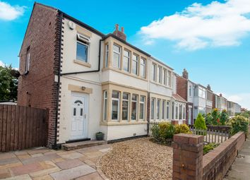 Thumbnail 3 bed semi-detached house for sale in Denstone Avenue, Bispham, Blackpool