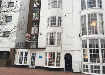 Thumbnail 1 bed flat to rent in 14A Montague Place, Worthing