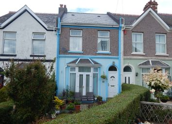 Thumbnail 3 bedroom terraced house for sale in Forest Road, Torquay