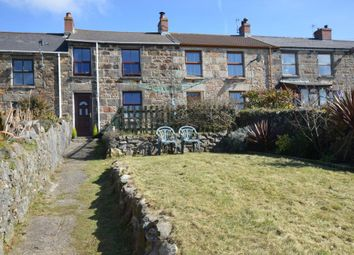 Thumbnail 3 bed terraced house for sale in Maynes Row, Tuckingmill, Camborne, Cornwall