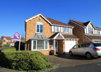 Thumbnail 4 bed detached house to rent in Parkside Road, Farsley, Pudsey